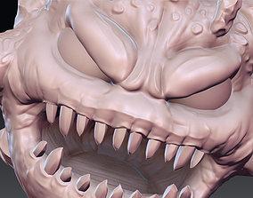 Bomb - Final Fantasy Fan Art 3D Print