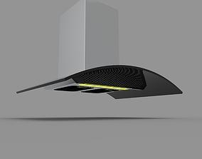design Hood for kitchen 3D printable model