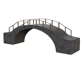 Bridge Asset 3D model realtime