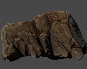 photo-realistic Photo-realistic wood 3D model