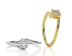 3D print model Ring R F 0069
