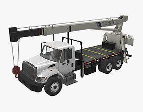 Crane International 7400 3D model