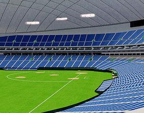 Tokyo Dome - Japan 3D model