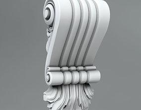 Decorative Corbels 3D model
