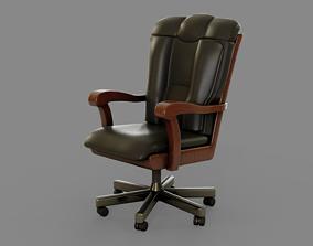 Executive Office Chair 3D PBR