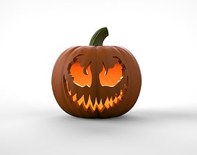 3D printable model Venom Jack O Lantern Pumpkin gourd
