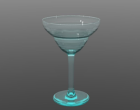 cocktail glass FREE 3D model