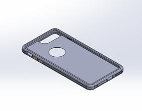 3D print model Iphone 6 plus case