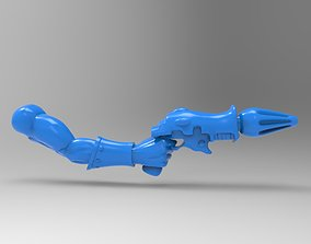 3D printable model Space Clown - Entire set - Fusion 3