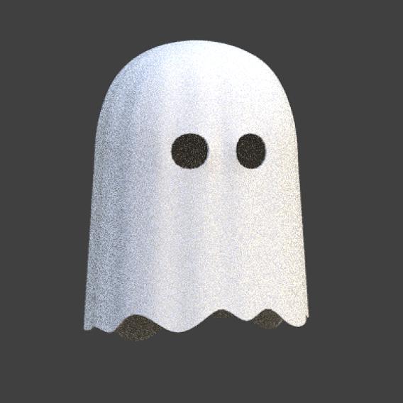 ghost boo!