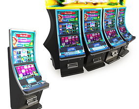 Slot Machine Apex PPSL 3D