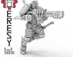 Heresylab - Vespid Shas 3D printable model