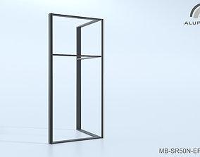 Aluprof MB-SR50N-EFEKT 006 M-0032 3D