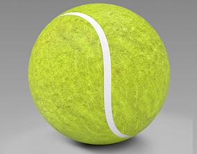 Tennis Ball 3D PBR