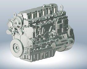 3D model Engine CAT
