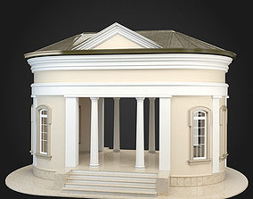 3D Gazebo architecture