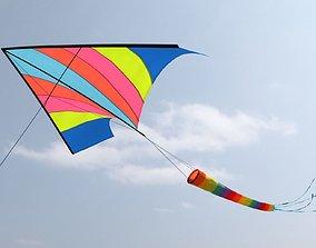 classic wind kite model sky