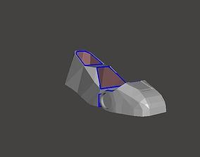 3D print model Iron Man Boot