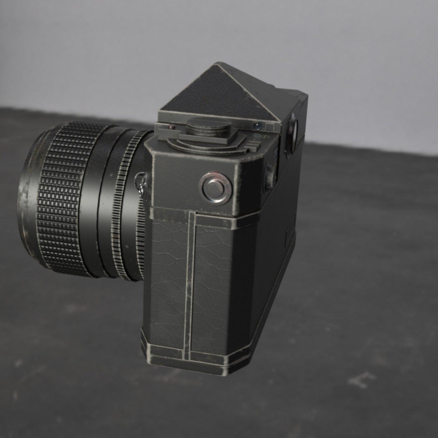 Canon F-1 Camera