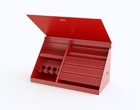 3D model Tool box 04
