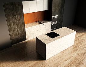 69-Kitchen9 texture 6 3D model