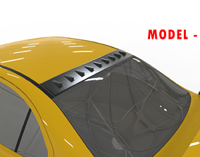 Vortex Generator for Diecast Models 1-18 and 1-64