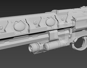 3D print model Austringer - Destiny 2