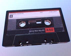 VR / AR ready Cassette Tape