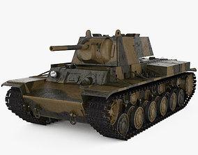 The KV-1 3D model