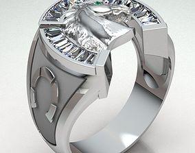 Horse Ring REF-126 3D printable model