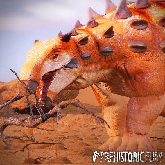 Gobisaurus - Prehistoric Fury