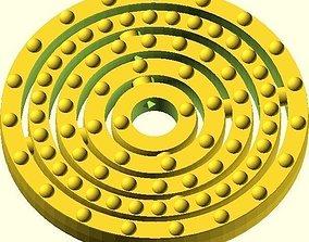 Customizable Atom 3D print model