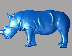 other 3D print model Rhinoceros