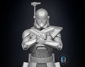 3D printable model Captain Rex Figurine - Sentinel