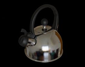 Modern Kettle 3D model