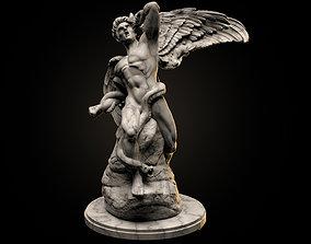 3D printable model Fallen Angel