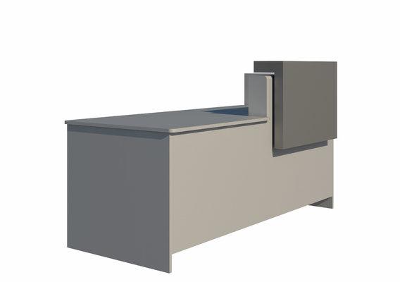 Reception desk sohomod