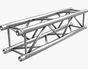 3D model Square Truss Straight Segment 21
