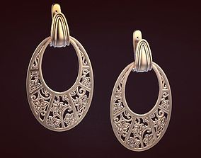Earrings 10 3D printable model