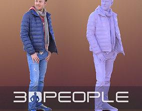 3D model John 10311 - Standing Casual Man