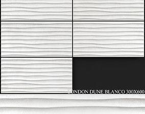 3D model Keros London Dune Blanco 300x600
