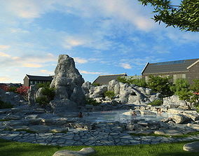 3D Ancient Chinese Gardens 24
