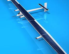 3D model Solar impulse