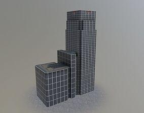 3D model London Citigroup Centre