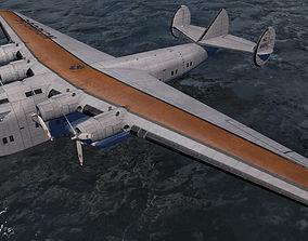 3D Boeing B-314 Clipper - C-98