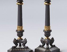 3D model Big Empire Candlestick