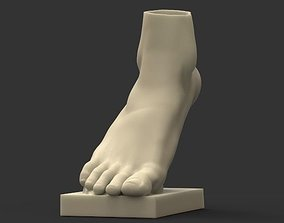 3D printable model Foot reference 2 part 1