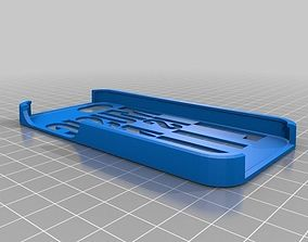 Music is my life iphone5 case 3D printable model