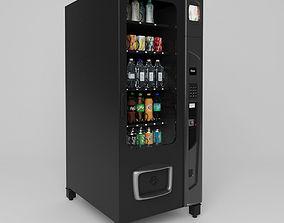 Vending Machine 27 slots 3D model