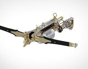 3D printable model Crossbow from the movie Van